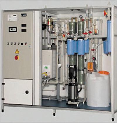 Система водоподготовки Elmapur