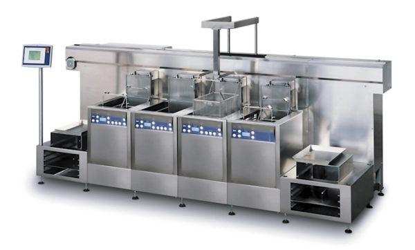 Автоматизированная линия отмывки на базе моделей серии X-tra pro 550