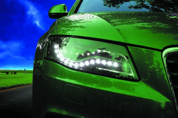Светодиодное освещение в автомобиле