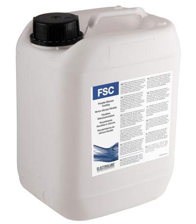Эластичное силиконовое защитное покрытие Electrolube FSC05L