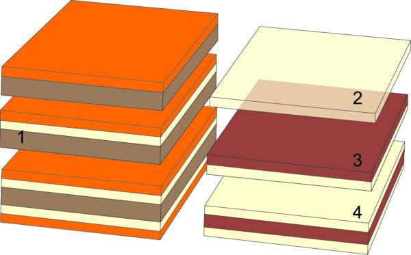 Основные составляющие элементы гибких и гибко-жестких печатных плат