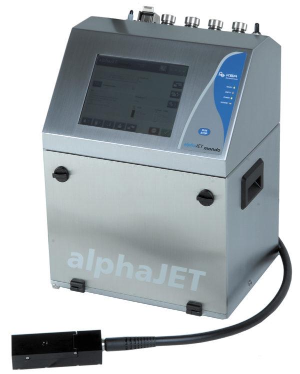 Каплеструйный принтер alpha-Jet Tempo