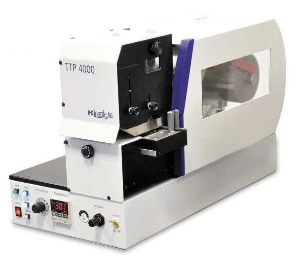 Термотрансферный принтер TTP 4000
