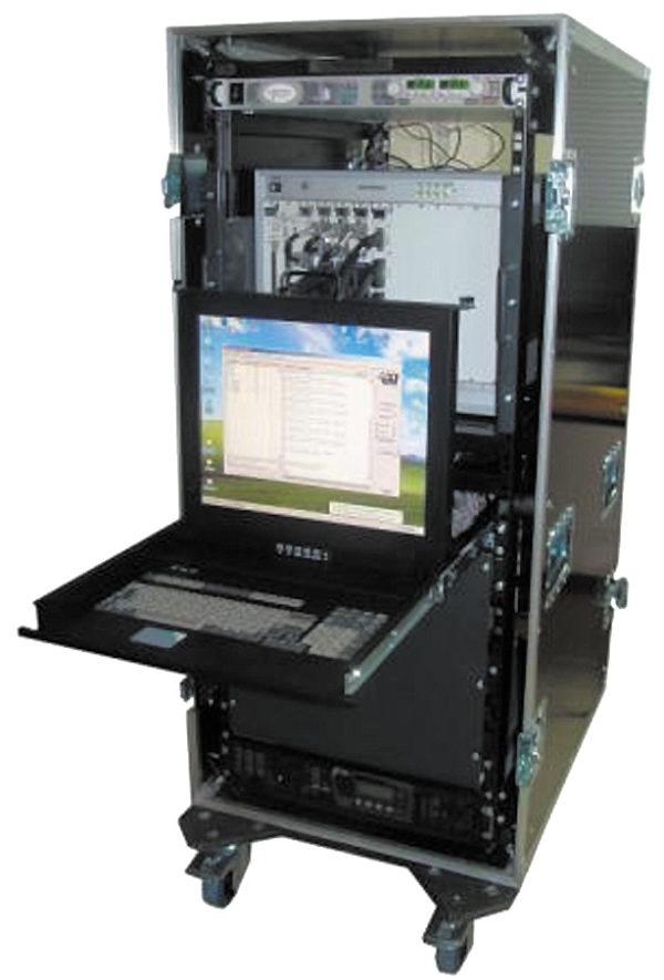 Автоматизированная система контроля монтажа ТЕСТ-9110-VXI