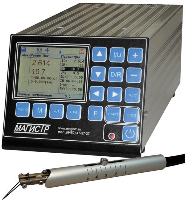Внешний вид источника сварочного тока «МАГИСТР-500СП»