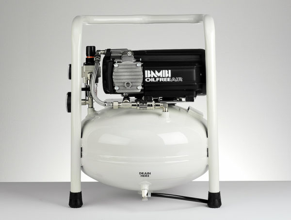 Безмасляный компрессор HT15