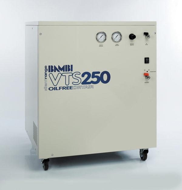 Компрессор VTS250D со звукопоглощающим кожухом