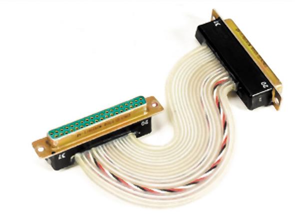 S-образная конфигурация кабеля