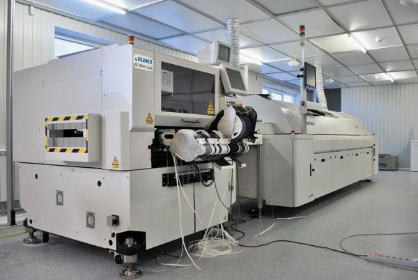 Технологическое оборудование, поставляемое компанией «Совтест АТЕ»