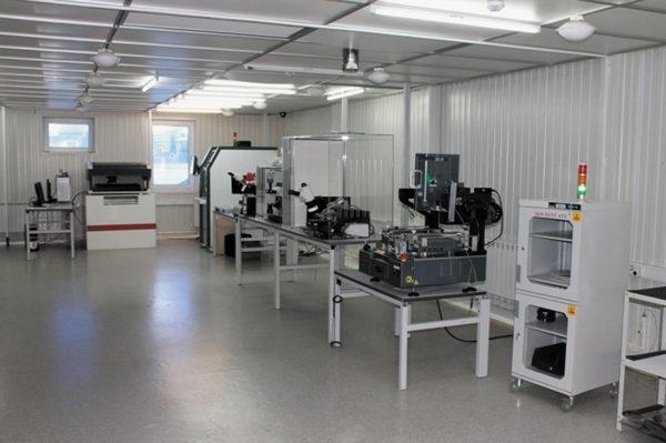 Системы сухого хранения SDB применяются на собственном производстве компании «Совтест АТЕ»