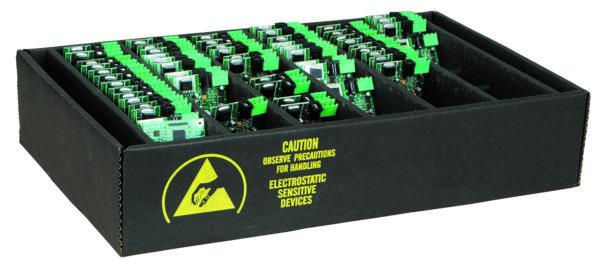 ESD-коробка для транспортировки
