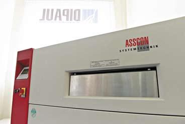 Система парофазной пайки VP800 компании Asscon