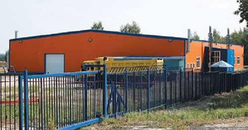 Завод «ДИАЛ Электролюкс»