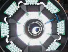 Телецентрическая оптика и светодиодная подсветка