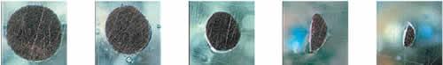 Испытание проволочных образцов на расплавление