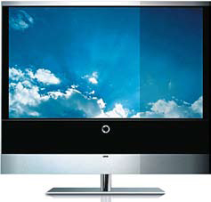 Телевизор компании Loewe