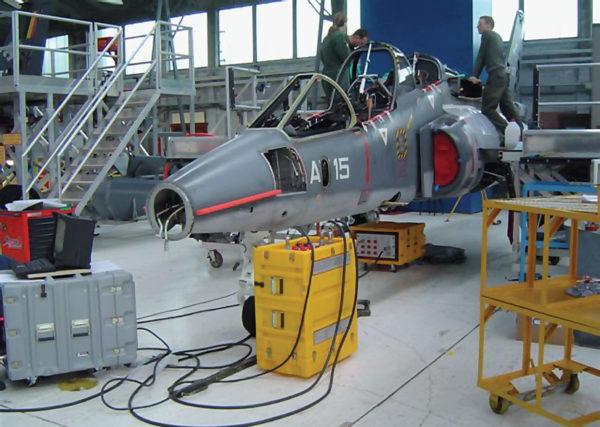 Тестирование бортовой системы самолета/вертолета