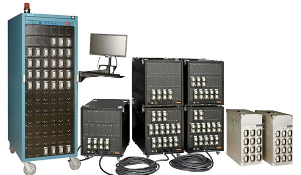 Распределенная система тестирования кабельных жгутов MPT DHV фирмы CableTest