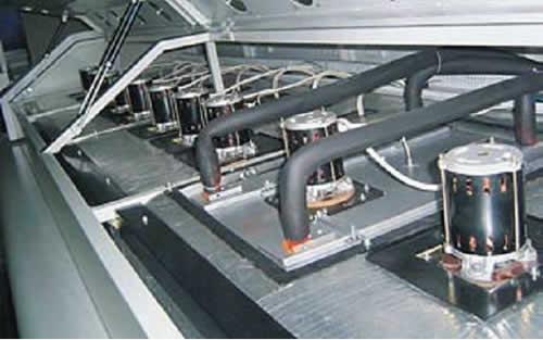 Вентиляторы, обеспечивающие высокую однородность распределения теплового потока