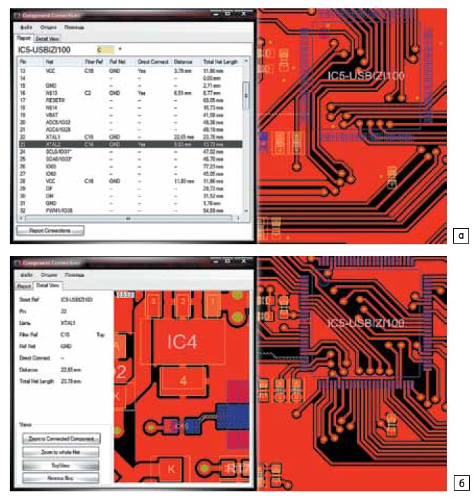 Плагин Component Connection Analysis