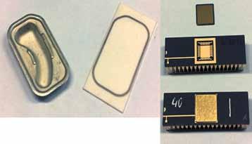 Примеры корпусирования и герметизации корпусов
