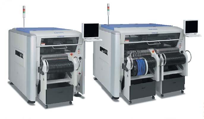 Автоматы поверхностного монтажа серии М10/М20