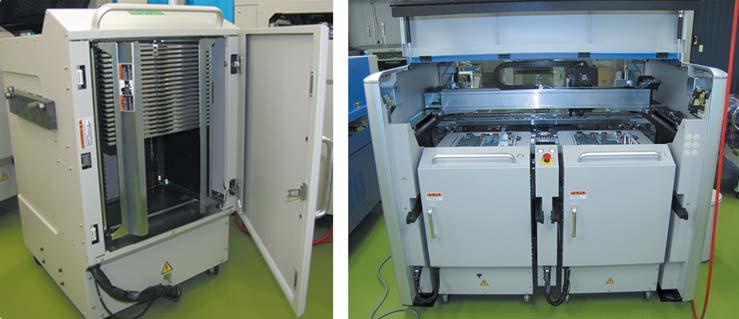 Система автоматической смены паллет CTF-40