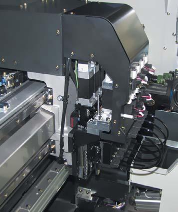Установочная голова автомата серии M10/M20