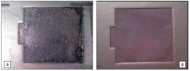 Гибкко-жестие платы изполиимида, изготовленные методом послойного наращивания и имеющие вырезанное окно