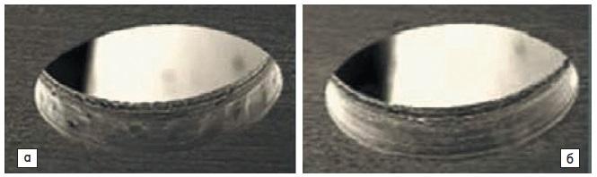 Сквозные металлизированные отверстия в гибких полиимидных платах