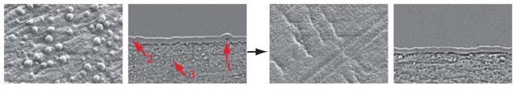 Удаление остатков сплава, появление которых вызывает рост интенсивности корродирования поверхности и базового металла у поверхности