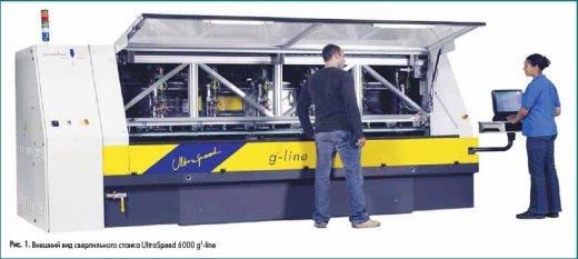 Внешний вид сверлильного станка UltraSpeed 6000 g2-line