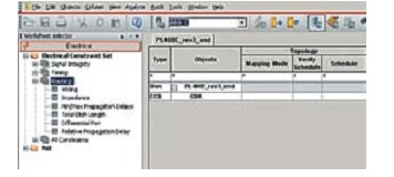 Папки ограничений по длине в Worksheet Selector