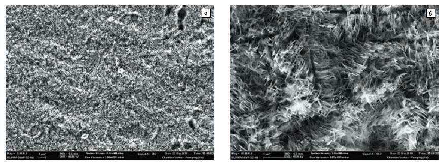 Микроструктура «черного» оксида