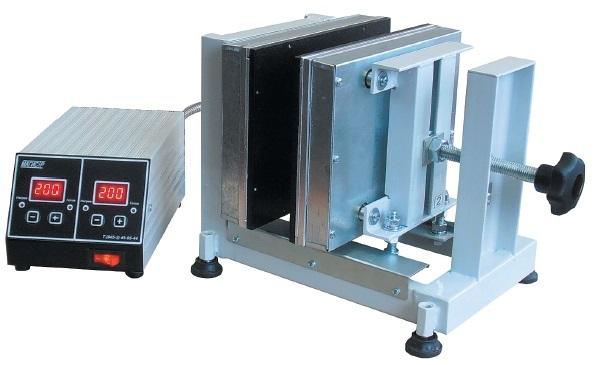 Сдвоенный вертикальный термостол «Ц20-2Т»