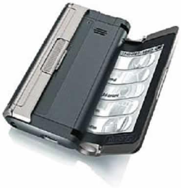 Сворачиваемый дисплей для электронных книг и мобильных устройств