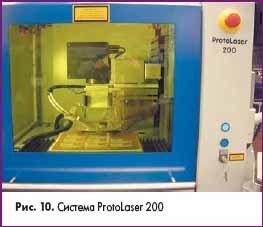 Система ProtoLaser 200