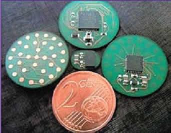 Модули для микроконтроллера, управления светодиодами и датчика ускорения