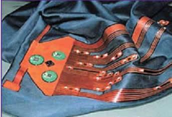 Готовая монтированная система на растяжимой подложке