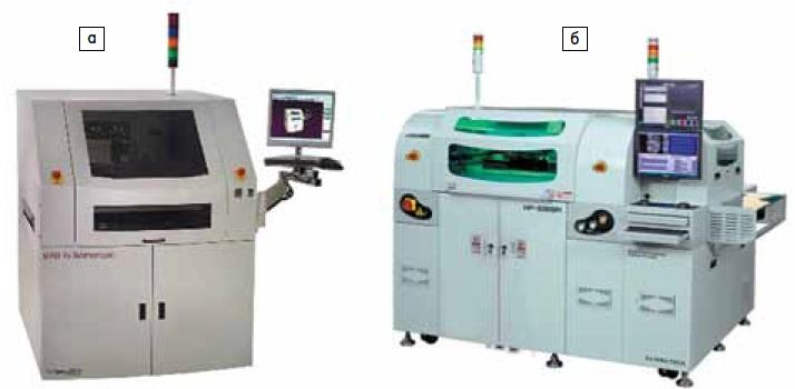 Примеры трафаретных принтеров с возможностью