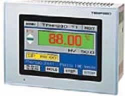 Контроллер с touch-screen LCD-дисплеем