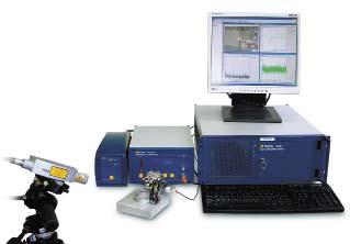 Лазерный бесконтактный виброметр OFV-2500
