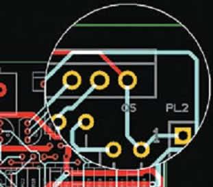 Использование вида с настройками Use as Magnifier (линза)