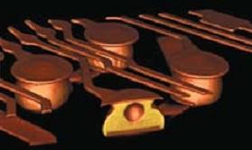 3D-модель паяных соединений