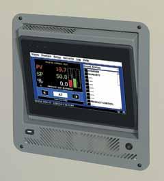 Интерфейс контроллера EZT-570i