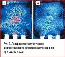 Лазерное фотоакустическое диагностирование качества корпусирования