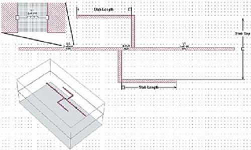 Добавление в структуру схемных элементов