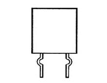 омпонент с радиальными выводами, отформованными по зиг-типу