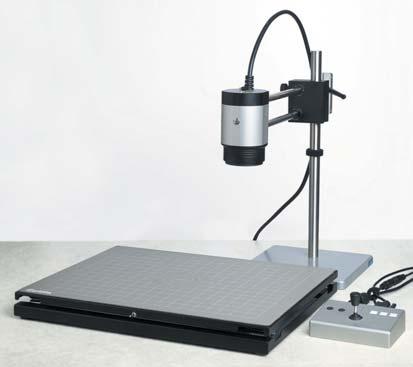 Видеомикроскоп OptiliaW10-HD