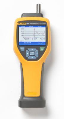 Новый счетчик частиц Fluke 985 для высокой точности измерений качества воздуха в помещениях